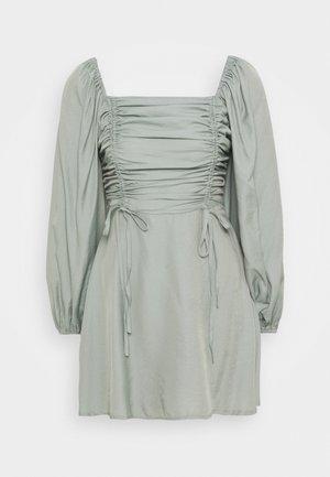 RUCHED BUST ALINE DRESS - Robe d'été - sage