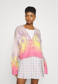 The Ragged Priest - OUTLAW - Cardigan - pink - 0