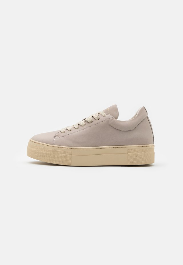 SLFHAILEY TRAINER - Baskets basses - light gray