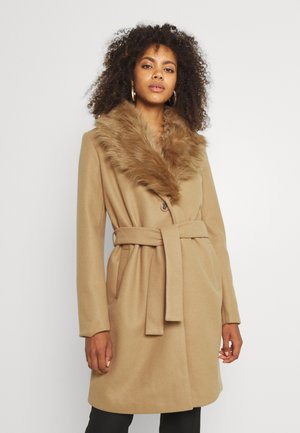 VIMOLLY COAT - Classic coat - tigers eye