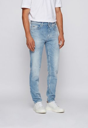 TABER BC-C - Jeans fuselé - turquoise