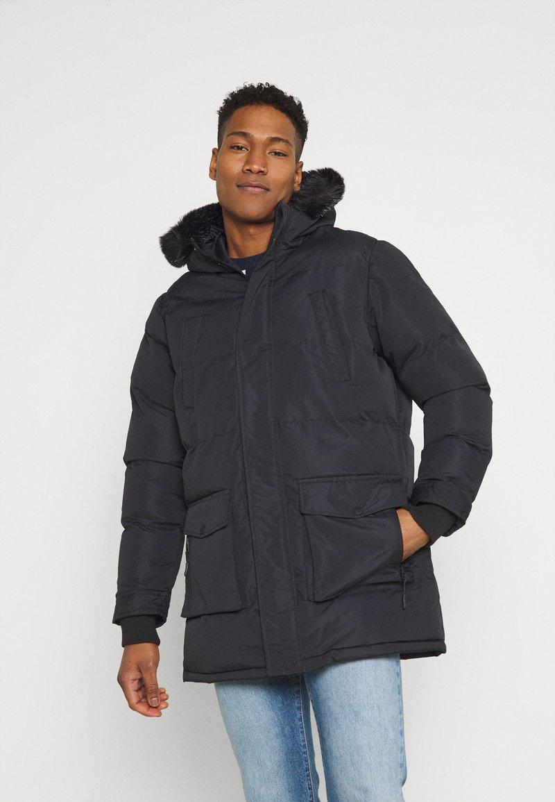 Brave Soul - Winter coat - black