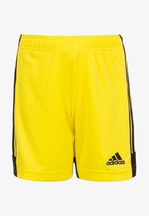 TASTIGO - Short de sport - yellow / black