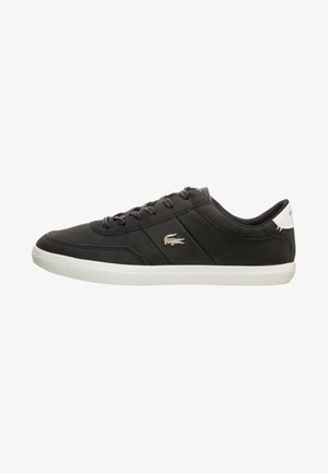 COURT-MASTER  - Sneakers - black / off white