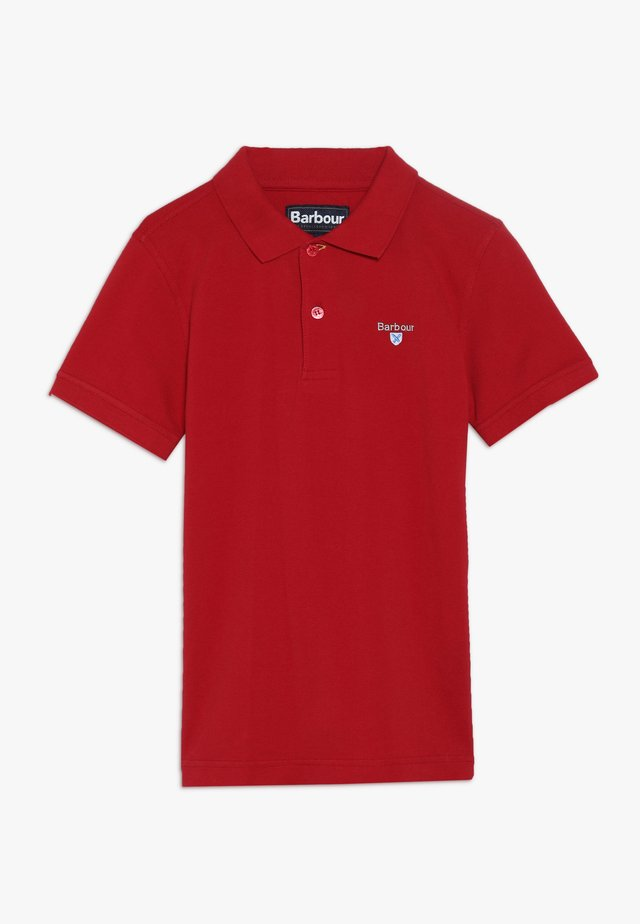 BOYS ESSENTIAL  - Polo shirt - rich red