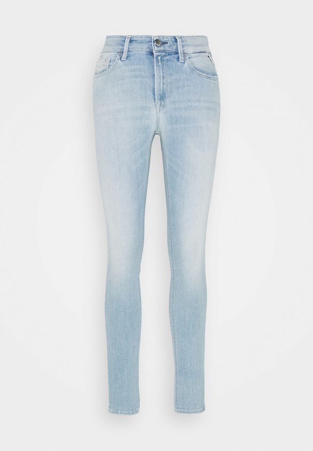 LUZIEN PANTS - Jeans Skinny Fit - light blue
