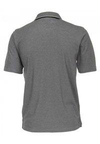 Casa Moda - Polo shirt - grey - 1