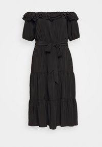 River Island Plus - Day dress - black - 4