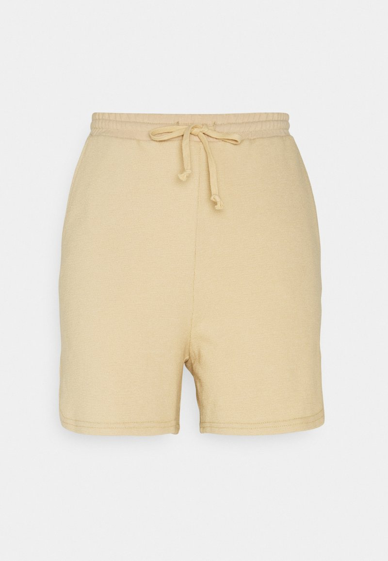 PIECES Tall - PCLYN - Shorts - almond buff