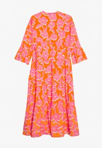 Emily van den Bergh - DRESS - Maxikjole - orange/pink - 1