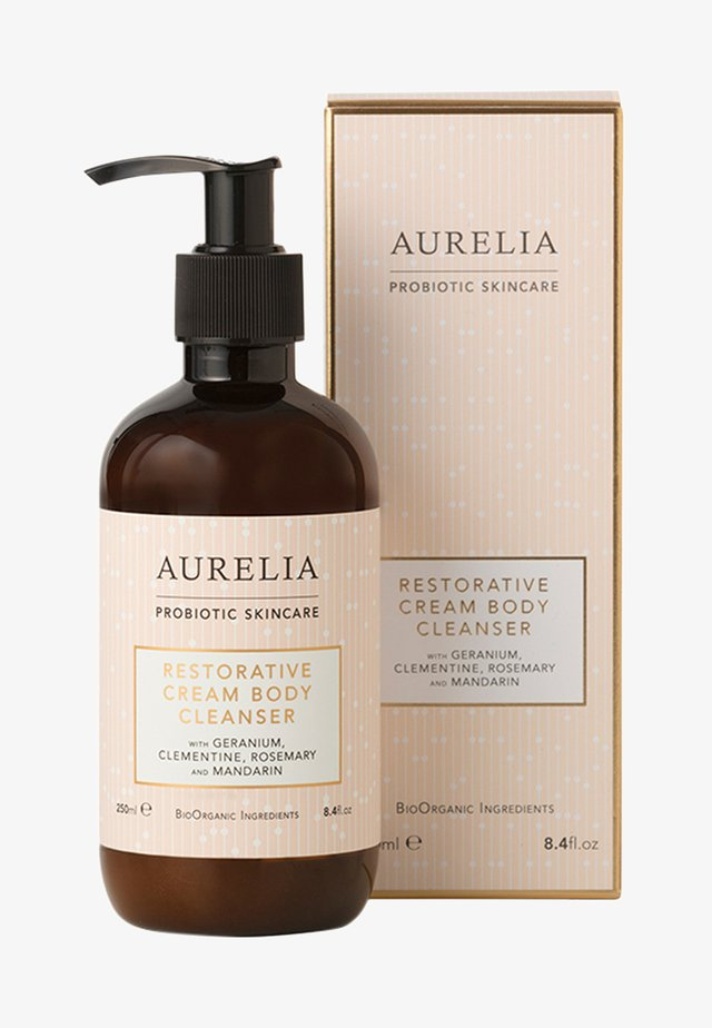 AURELIA PROBIOTIC SKINCARE AURELIA RESTORATIVE CREAM BODY CLEANS - Shower gel - -
