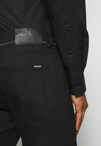 HUGO - Slim fit jeans - black - 4