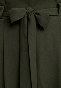 Second Female - YASEMIN LONG TROUSERS - Trousers - deep depth - 6