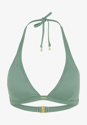 MARGA - Bikini top - light green