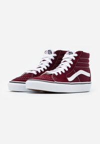 Vans - SK8 - High-top trainers - port royale/true white - 1