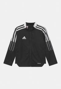 adidas Performance - TIRO UNISEX - Training jacket - black - 0