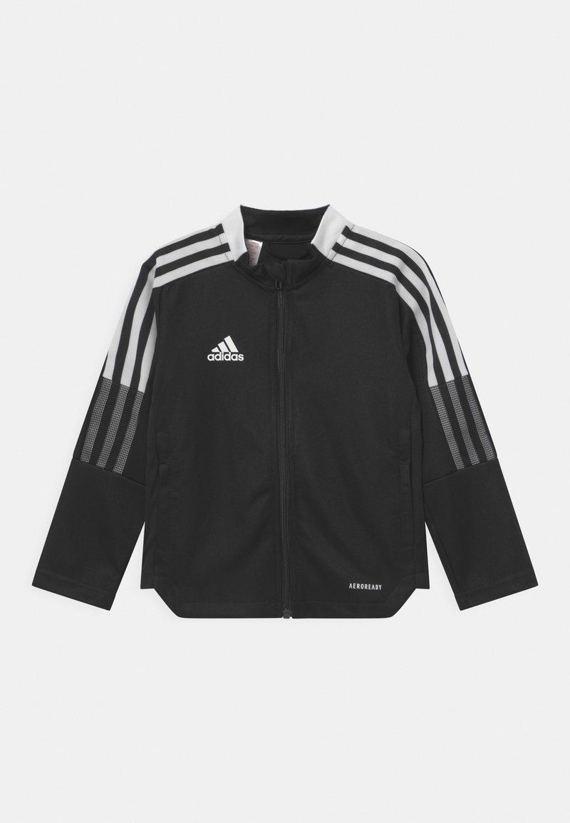 adidas Performance - TIRO UNISEX - Training jacket - black
