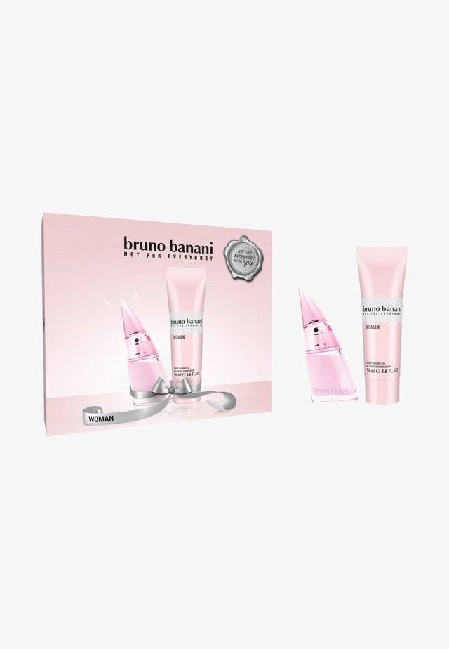 WOMAN EDT + SHOWER GEL GIFTSET - Fragrance set - -