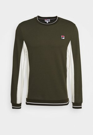 FINN - Sweatshirt - forest night/white