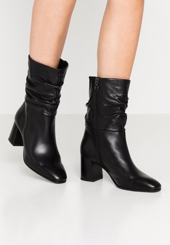 Classic ankle boots