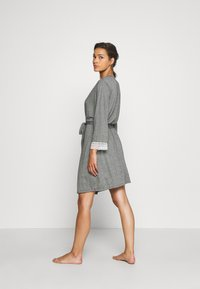 Etam - WARM DAY DESHABILLE - Dressing gown - gris - 2