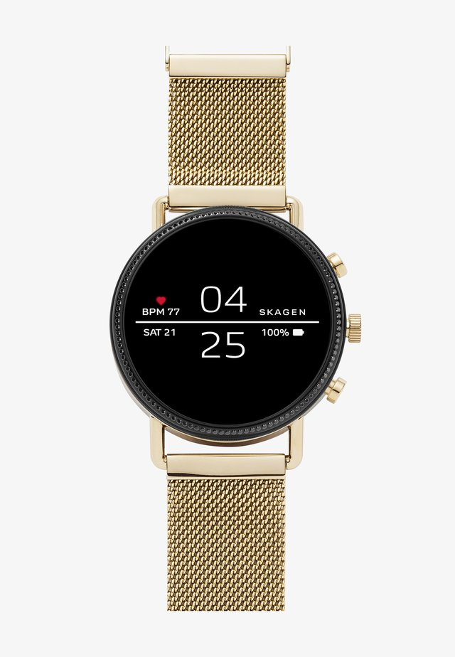 FALSTER - Smartwatch - gold-coloured