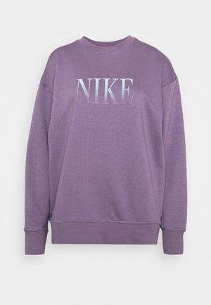 GET FIT  - Sweatshirts - amethyst smoke/copa/white