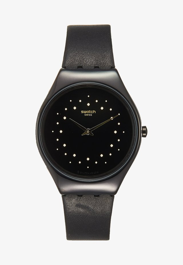 SKIN SHADOW - Horloge - black