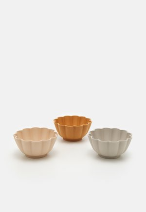 FLORA BOWLS 3 PACK UNISEX - Kinderkom - apricot/blush/warm grey
