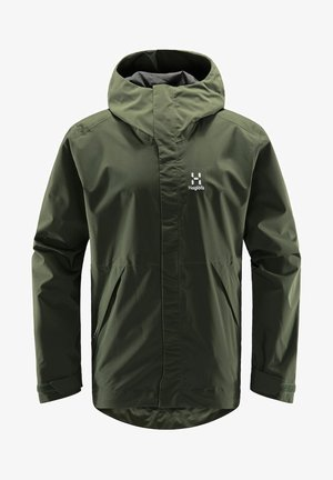 TJÄRN JACKET  - Hardshell jacket - fjell green