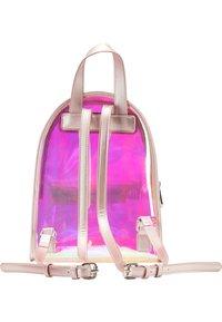 myMo KIDS - Rucksack - pink holo - 1