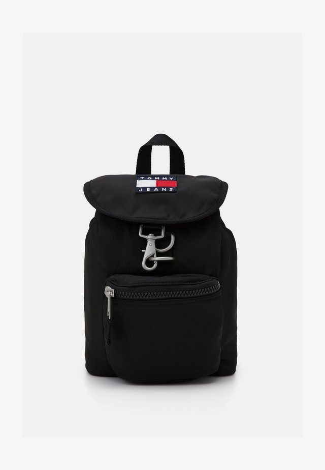 HERITAGE SM BACKPACK - Reppu - black