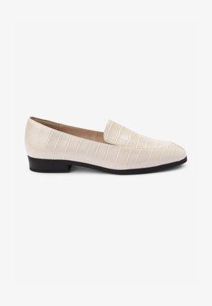 Nazouvací boty - off-white