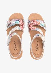 Gabor - Wedge sandals - mehrfarbig - 0