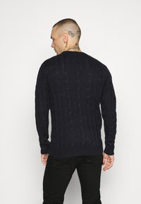 Brave Soul - MAOC - Jumper - french navy - 2