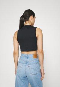 Nike Sportswear - AIR TANK  - Débardeur - black/white - 2