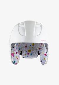 Alpina - CARAT - Helm - white deco - 0