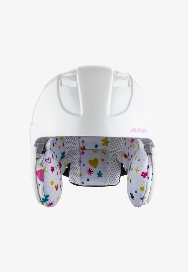 CARAT - Helmet - white deco