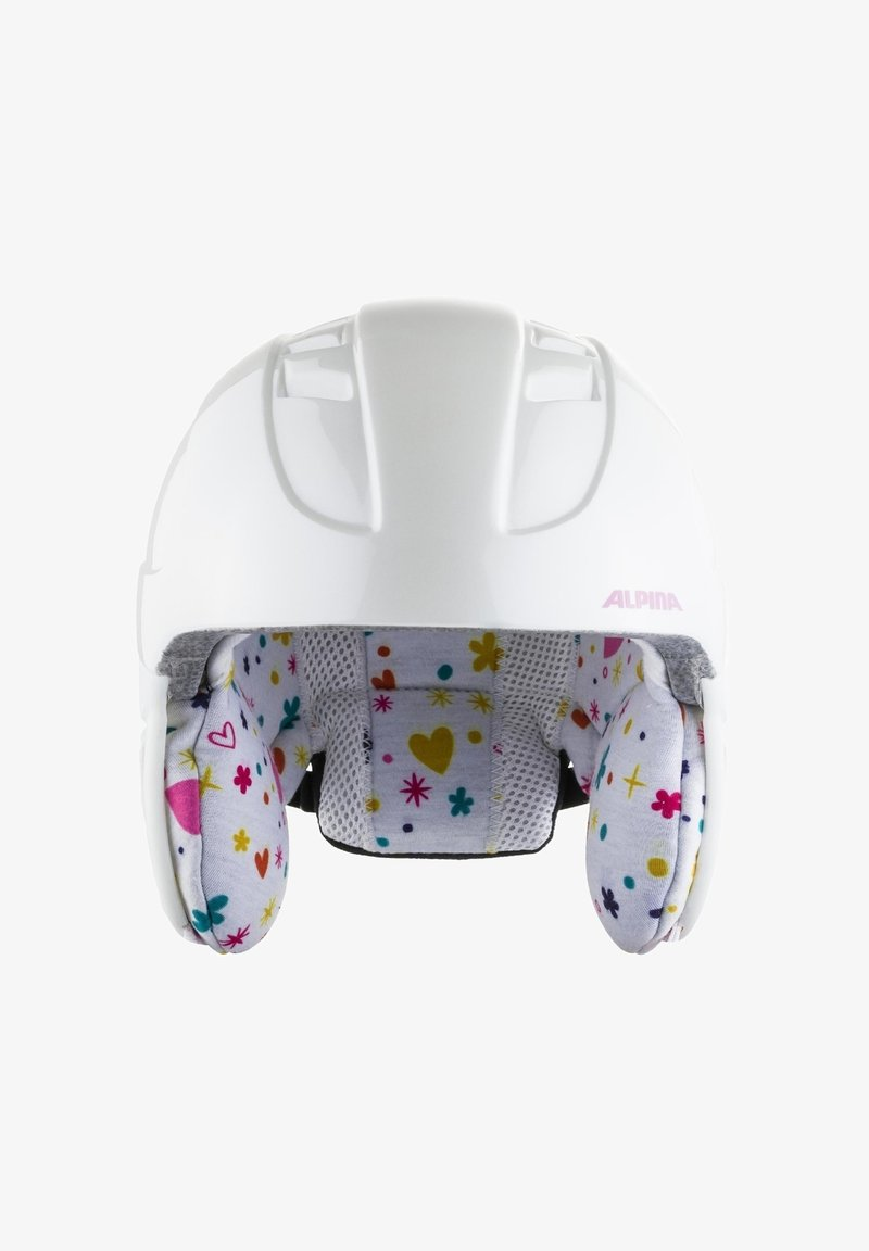Alpina - CARAT - Helm - white deco