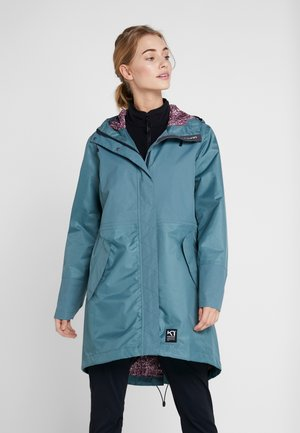 MØLSTER JACKET - Hardshell jacket - ivy