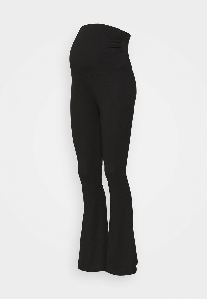 Anna Field MAMA - FLARED  - Leggings - black