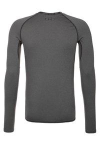 Under Armour - COMP - Sports shirt - dark grey - 1