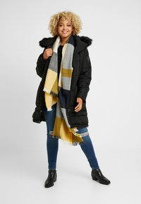 ONLY Carmakoma - CARRHODA WINTER COAT - Winter coat - black - 1
