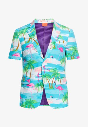 SUMMER FLAMINGUY - Suit - light blue