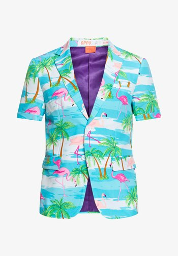 SUMMER FLAMINGUY - Kostym - light blue