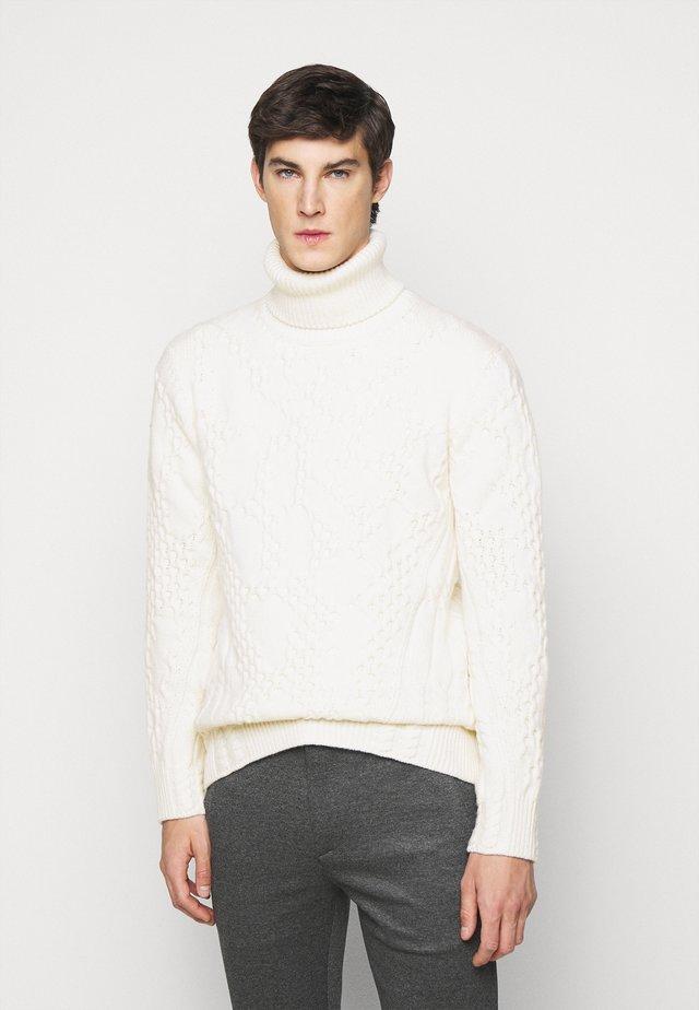 DOLCEVITA - Jersey de punto - white