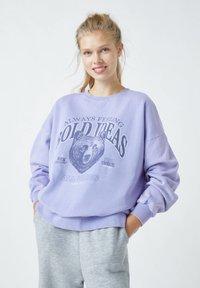 PULL&BEAR - Sweatshirt - mauve - 0
