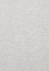 Anna Field - MODERN TEE - Basic T-shirt - mottled light grey - 2