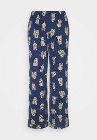 Chelsea Peers - SET - Pyjama set - navy - 3