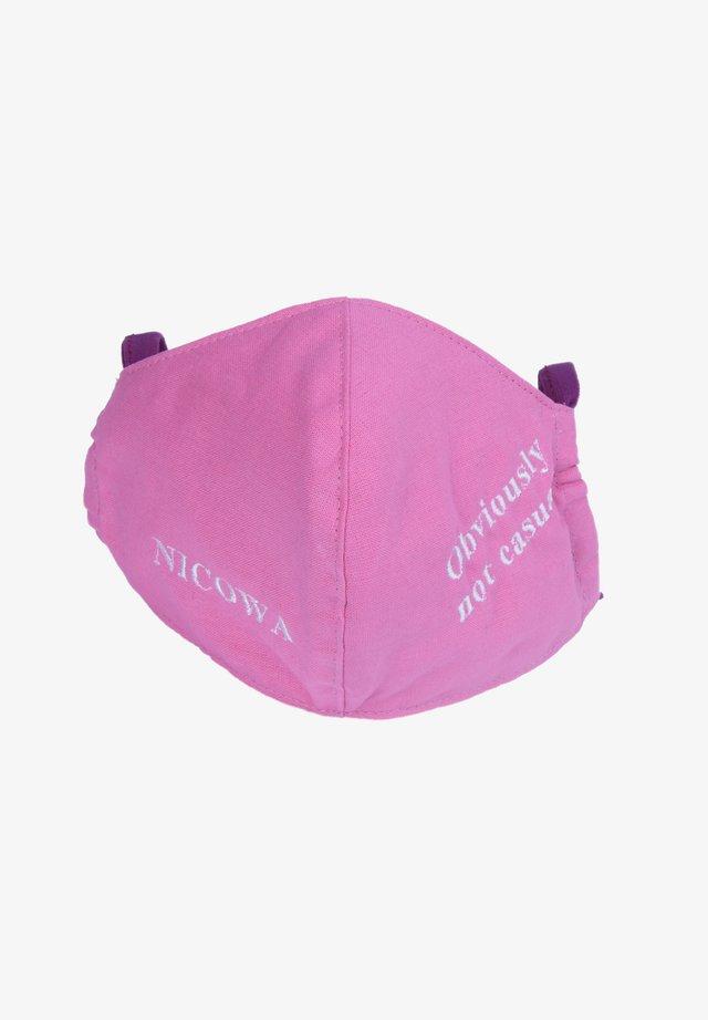 Community mask - pink
